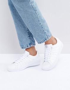 Белые кроссовки K-Swiss - Белый