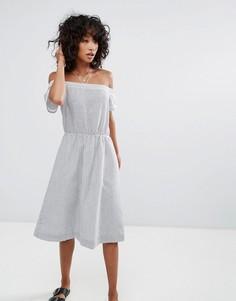 Платье-трапеция d.RA Santelle - Синий