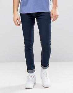 Синие джинсы скинни Hoxton Denim - Синий