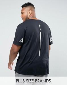 Черная футболка Nike Jordan PLUS Future 862417-011 - Черный