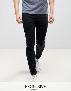 Черные джинсы скинни Lee - Черный