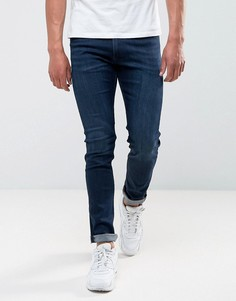 Темные эластичные джинсы скинни Replay Jondrill - Темно-синий