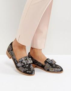 Туфли на плоской подошве ASOS MUMBLE - Мульти