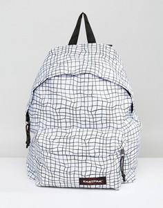 Рюкзак черно-белый в клеточку sabian рюкзак