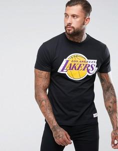 Футболка Mitchell & Ness NBA L.A Lakers - Черный