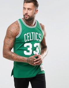 Майка Mitchell & Ness NBA Boston Celtics Swingman - Черный