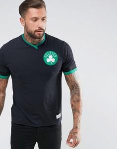 Футболка в винтажном стиле Mitchell & Ness NBA Boston Celtics - Черный