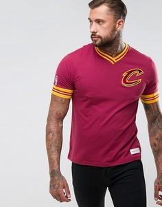 Футболка в винтажном стиле Mitchell & Ness NBA Cleveland Cavaliers - Красный