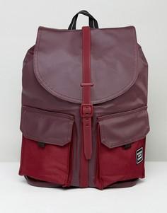 Красный рюкзак Herschel Supply Co Dawson - Красный