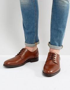 Черные туфли дерби Selected Homme Oliver - Черный