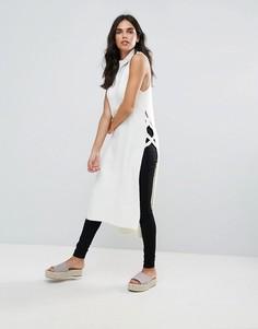 Платье Glamorous - Кремовый
