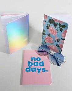 Набор из 3 блокнотов Ban.Do No Bad Days - Мульти