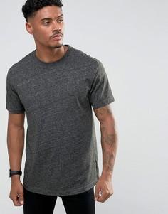 Свободная классическая футболка G-Star - Серый