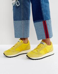 Желтые кроссовки Saucony Jazz O Vintage - Желтый