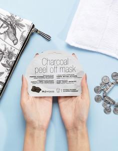 Отшелушивающая маска с углем iN.gredients - Бесцветный Masque Bar
