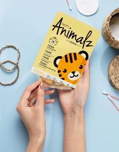 Увлажняющая маска-салфетка Pretty Animalz Tiger - Бесцветный Masque Bar