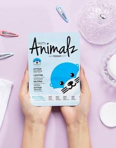 Успокаивающая маска-салфетка Pretty Animalz Otter - Бесцветный Masque Bar