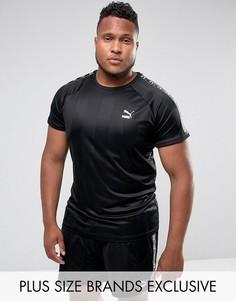 Черная футболка в стиле ретро Puma PLUS эксклюзивно для ASOS 57657803 - Черный