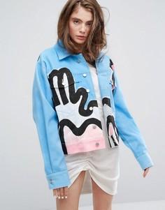 Куртка Typical Freaks Art - Мульти