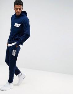 Синий спортивный костюм Nike Advanced 15 861766-429 - Синий