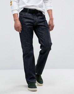Свободные джинсы прямого кроя Carhartt WIP Marlow - Синий