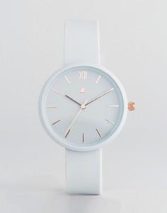 Серые силиконовые часы ASOS - Серый