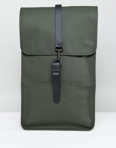 Рюкзак Rains - Зеленый