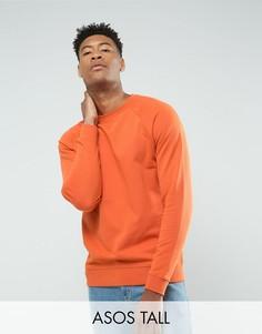Оранжевый свитшот ASOS TALL - Оранжевый