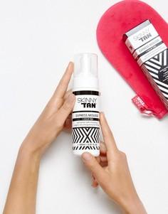 Экспресс-мусс Skinny Tan - 150 мл - Бесцветный