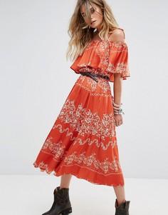 Платье Tularosa Jacqui - Красный