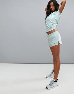 Шорты длиной 4 дюйма Nike Running Aeroswift - Синий