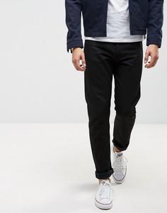 Прямые черные джинсы Nudie Jeans Co - Черный