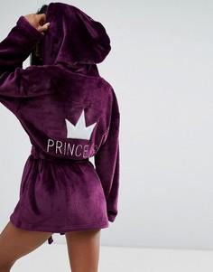 Укороченный халат Boux Avenue Princess - Розовый