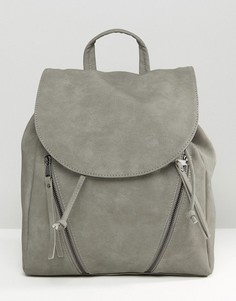 Рюкзак Pieces - Серый
