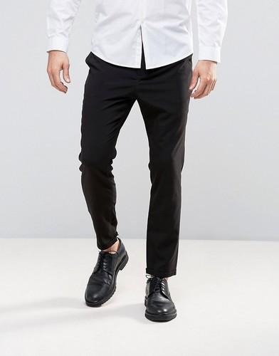 Зауженные брюки Jack & Jones Premium - Черный