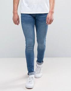 Супероблегающие джинсы Blend Lunar - Темно-синий