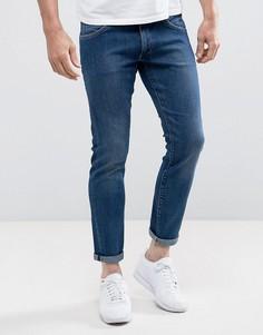 Синие джинсы скинни Wrangler Bryson - Синий