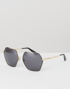 Солнцезащитные очки Dolce & Gabbana - Золотой