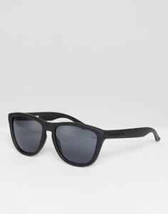 Черные солнцезащитные очки Hawkers Dark One - Черный