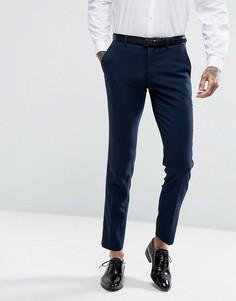Облегающие брюки под смокинг Only & Sons - Темно-синий
