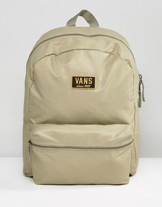 Рюкзак цвета хаки Vans Boom Boom - Зеленый