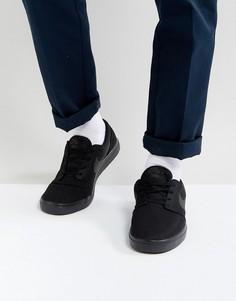 Черные кроссовки Nike SB Portmore II Ultralight 880271-001 - Черный