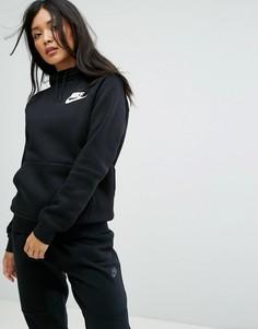 Худи-пуловер Nike - Черный