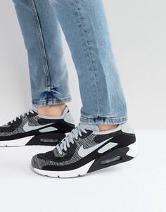 Кроссовки Nike Air Max 90 Ultra 875943-005 - Черный