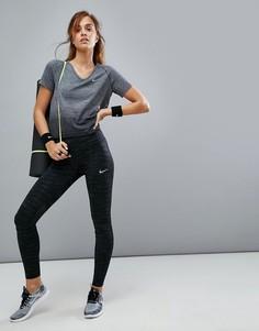 Спортивные леггинсы Nike - Черный