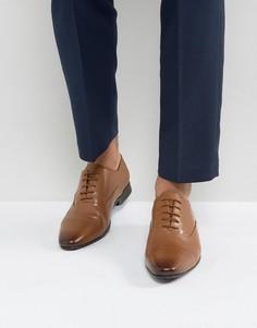 Светло-коричневые туфли KG By Kurt Geiger Kenwall - Рыжий