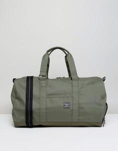 Зеленая сумка дафл Herschel Supply Co Novel - Зеленый