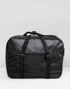Черная сумка adidas Originals Airliner - Черный