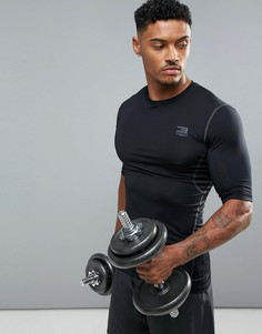 Спортивная футболка Jack & Jones - Черный