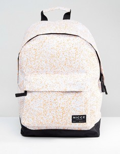 Белый рюкзак Nicce Noise - Белый